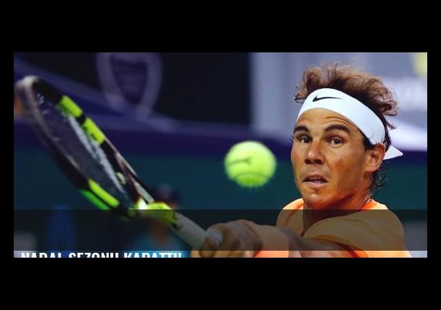 Nadal sezonu kapattı!