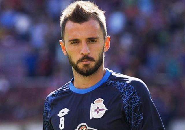 Deportivo'da ayın oyuncusu Emre Çolak