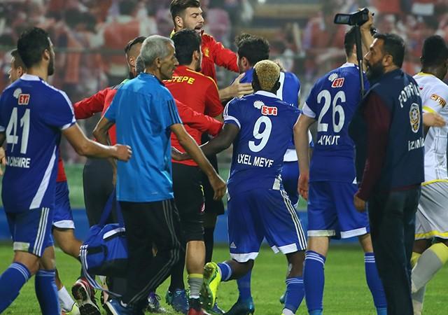 Eskişehirspor'un alacağı ceza...