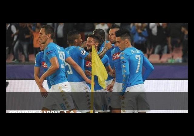 Crotone-Napoli: 1-2