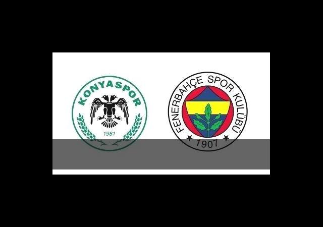 Konyaspor Fenerbahçe maçı saat kaçta hangi kanalda canlı yayınlanacak?
