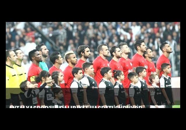 Antalyaspor'un galibiyet hasreti sürüyor