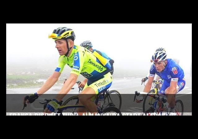 Fransa Bisiklet Turu, Almanya'da start alacak