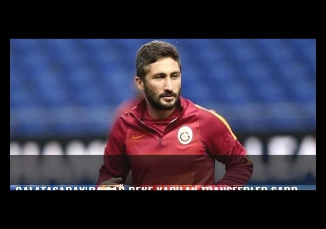 Galatasaray'da sağ beke yapılan transferler Sabri Sarıoğlu'nu aratıyor