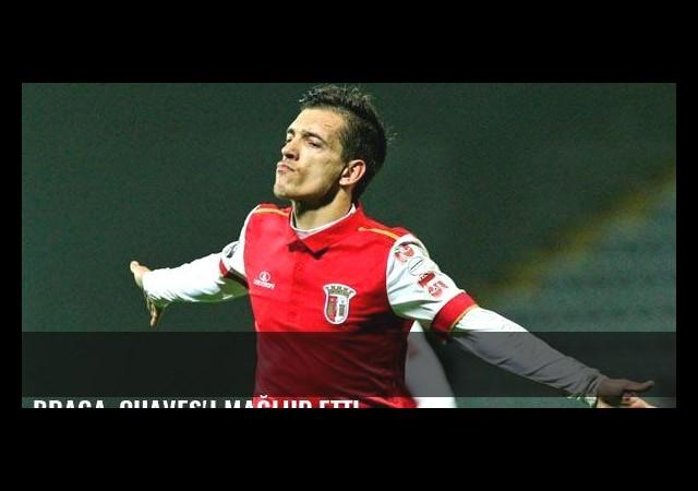Braga, Chaves'i mağlup etti