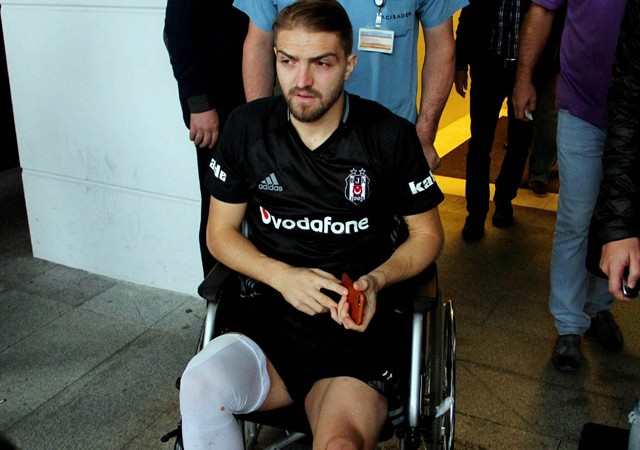 Beşiktaş'tan flaş Caner Erkin açıklaması!