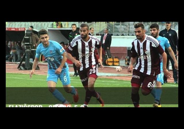 Elazığspor - Ofspor: 5-2