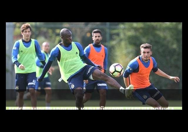 Fenerbahçe, Kardemir Karabükspor maçı hazırlıklarına başladı