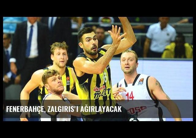 Fenerbahçe, Zalgiris'i ağırlayacak