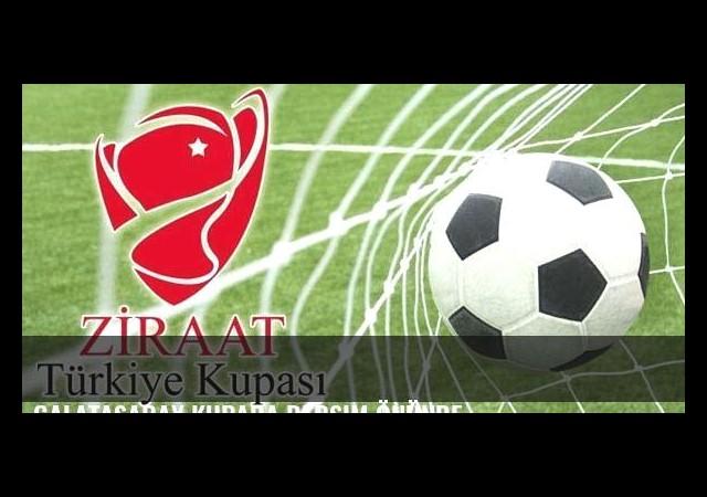 Galatasaray kupada Dersim önünde