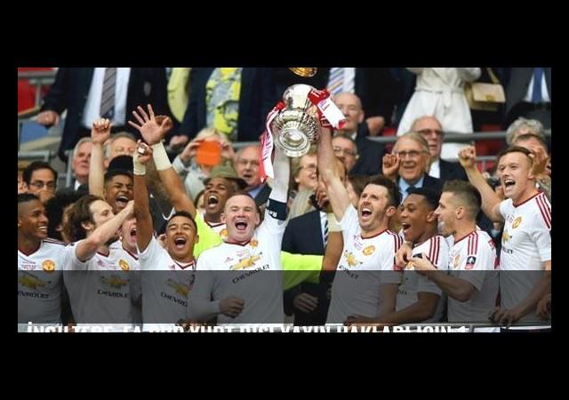 İngiltere, FA Cup yurt dışı yayın hakları için 1 milyar dolara anlaşıldı