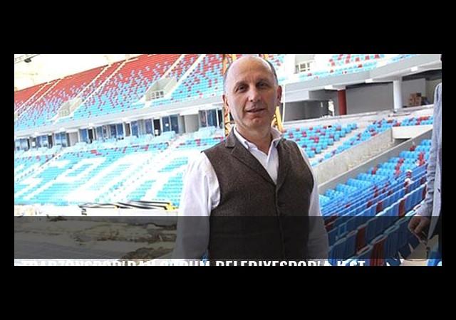 Trabzonspor'dan Çorum Belediyespor'a jest