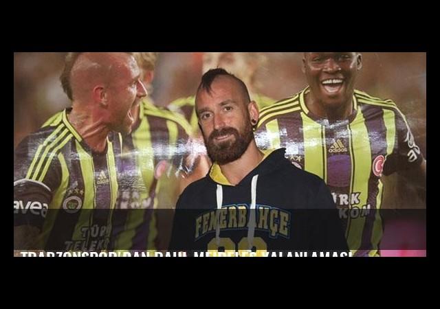 Trabzonspor'dan Raul Meireles yalanlaması