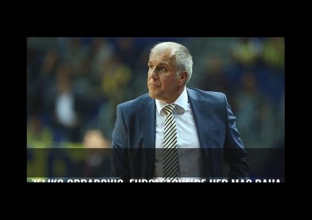 Zeljko Obradovic: Euroleague'de her maç daha zorlu geçecek!