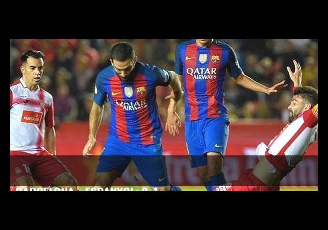 Barcelona - Espanyol: 0-1