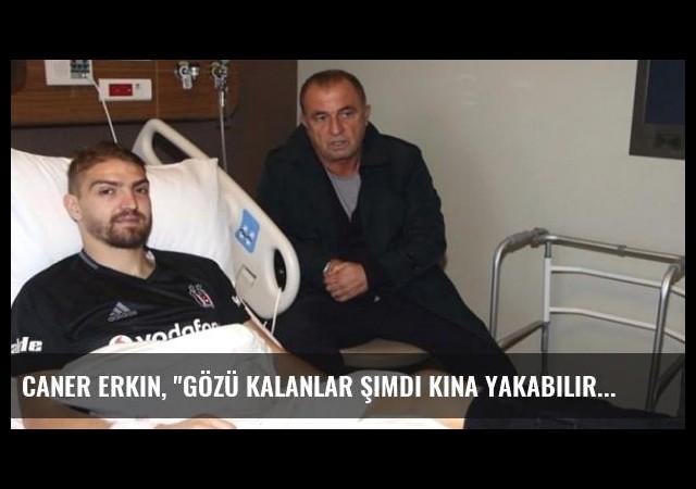 Caner Erkin, 'Gözü Kalanlar Şimdi Kına Yakabilirler' Tweet'ini Beğendi