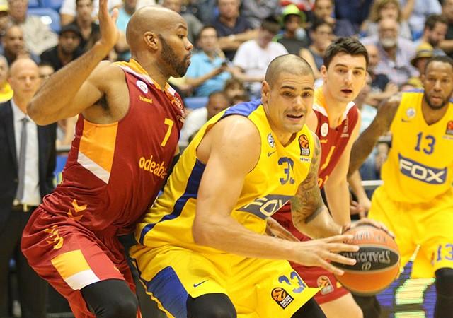 Maccabi Fox-Galatasaray maç sonucu: 98-92