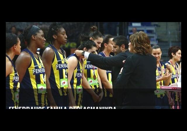 Fenerbahçe Famila deplasmanında