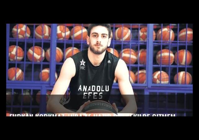 Furkan Korkmaz: 'NBA'ye hazır bir şekilde gitmemi bekliyorlar'