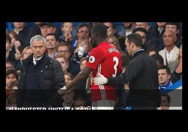 Manchester United'a kötü haber!