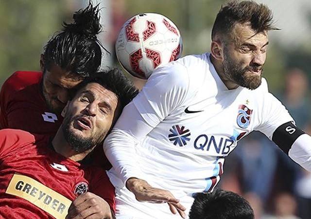 Trabzonspor sürprize izin vermedi!