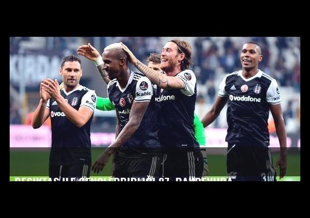 Beşiktaş ile Gençlerbirliği 87. randevuda