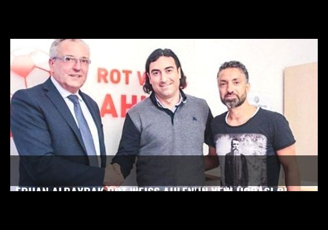 Erhan Albayrak Rot Weiss Ahlen'in yeni hocası oldu