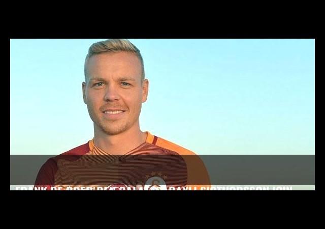 Frank De Boer'den Galatasaraylı Sigthorsson için şok sözler