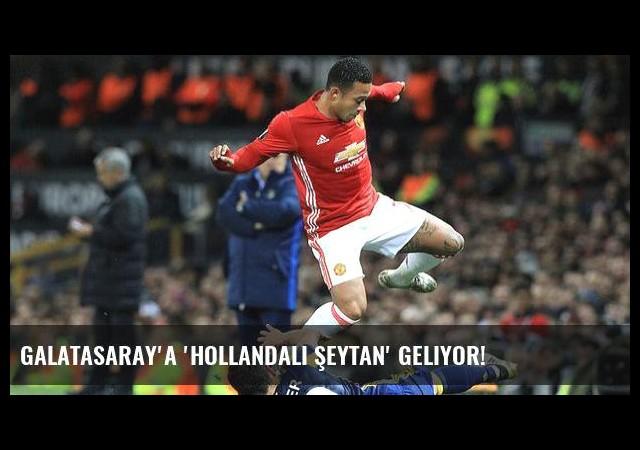 Galatasaray'a 'Hollandalı şeytan' geliyor!