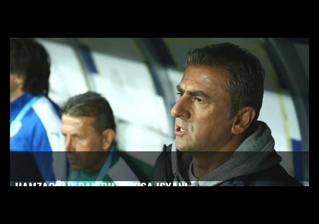 Hamzaoğlu'dan Bilal Kısa isyanı