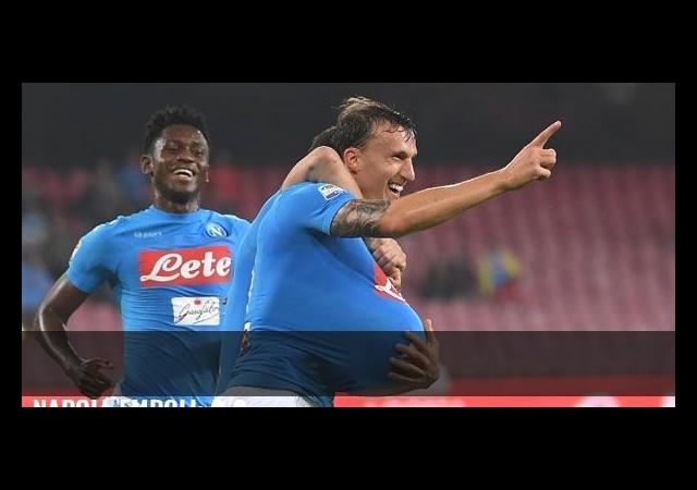 Napoli-Empoli: 2-0