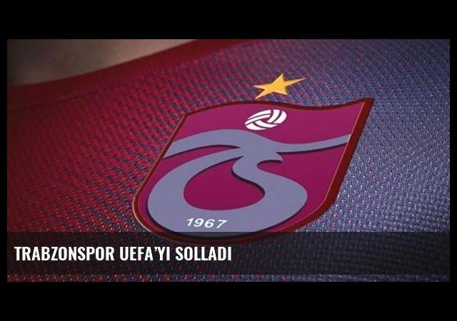 Trabzonspor UEFA'yı solladı
