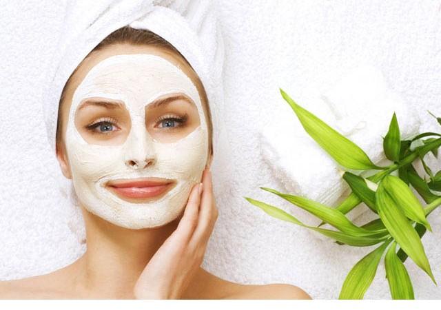 Beyaz kil maskesi ile cilt sorunlarınızı yok edin