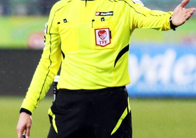 Süper Lig'de 10. hafta hakemleri açıklandı!