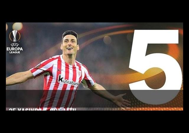 35 yaşında 5 gol attı!