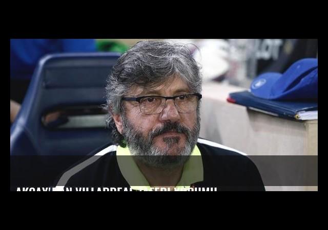 Akçay'dan Villarreal zaferi yorumu