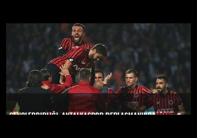 Gençlerbirliği, Antalyaspor deplasmanında