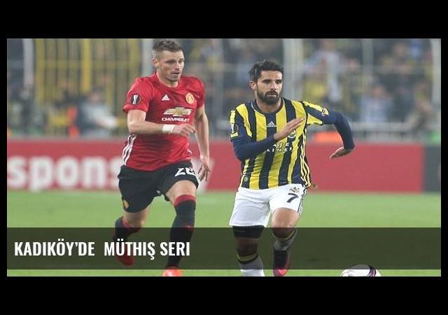 Kadıköy'de  müthiş seri