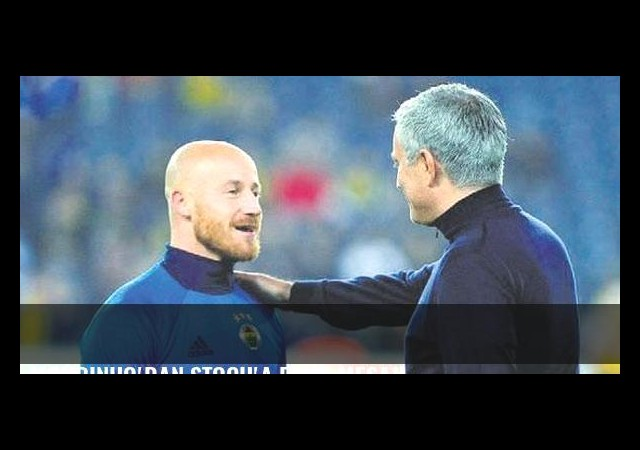 Mourinho'dan Stoch'a final mesajı