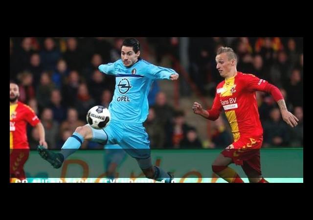 Go Ahead Eagle-Feyenoord: 1-0