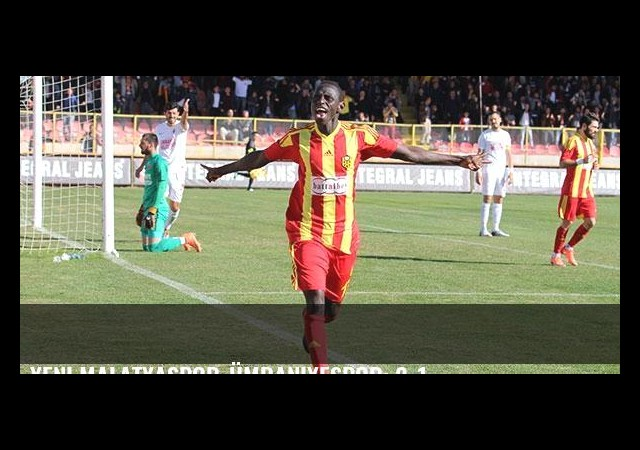 Yeni Malatyaspor-Ümraniyespor: 2-1
