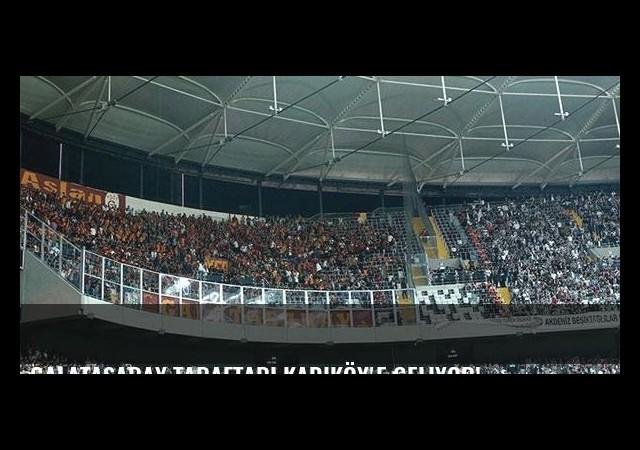 Galatasaray taraftarı Kadıköy'e geliyor!