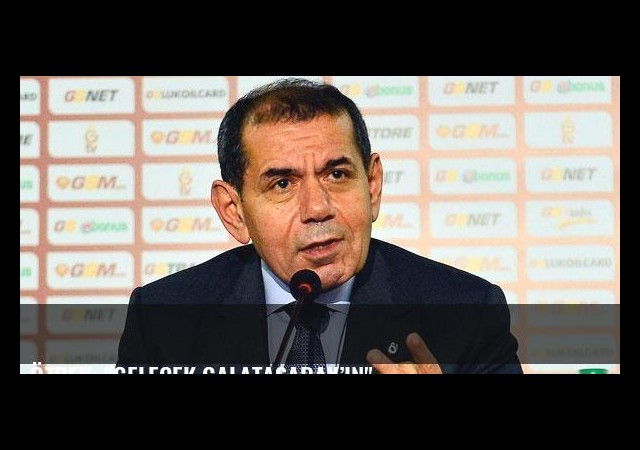 Özbek: 'Gelecek Galatasaray'ın'
