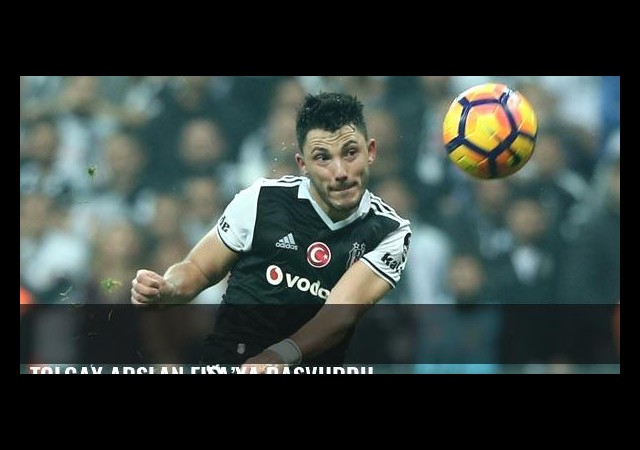 Tolgay Arslan FIFA'ya başvurdu