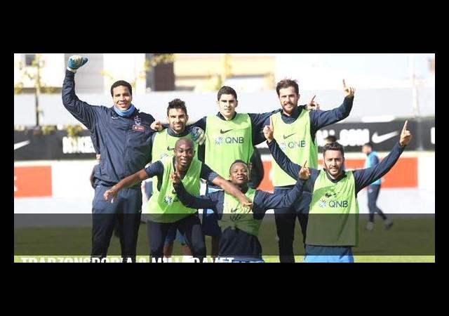 Trabzonspor'a 8 milli davet