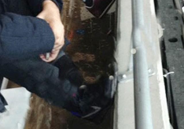 Vodafone Arena'da yağmur suyu krizi!