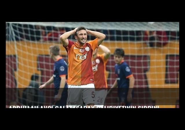 Abdullah Avcı Galatasaray galibiyetinin sırrını açıkladı! Sabri...