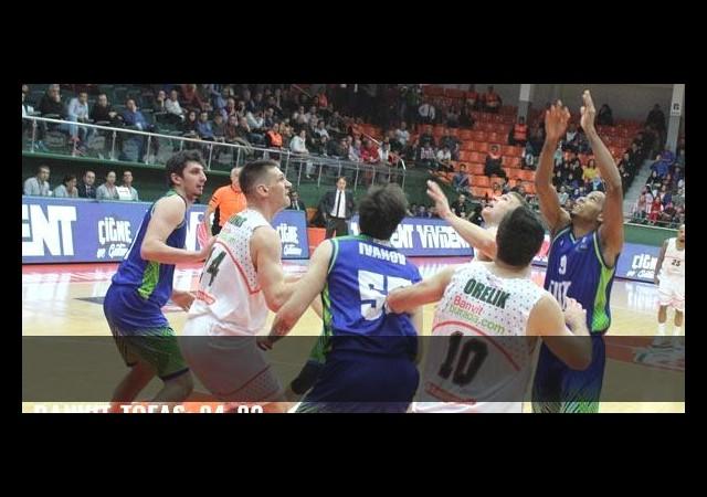 Banvit-Tofaş: 84-82