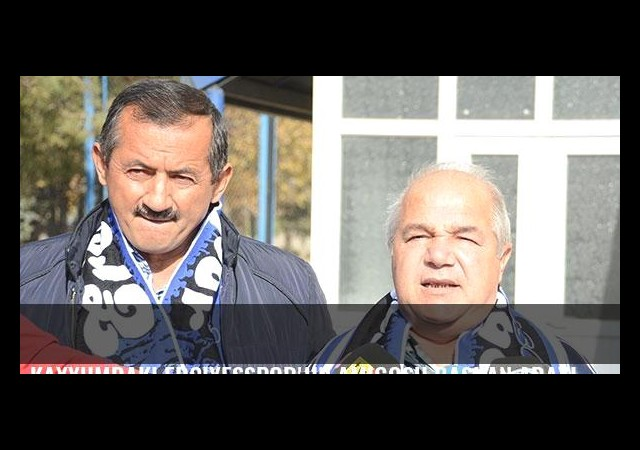 Kayyumdaki Erciyesspor'un amigosu başkan adayı