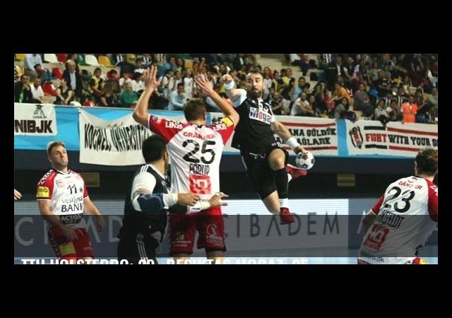 TTH Holstebro: 29- Beşiktaş Mogaz: 25